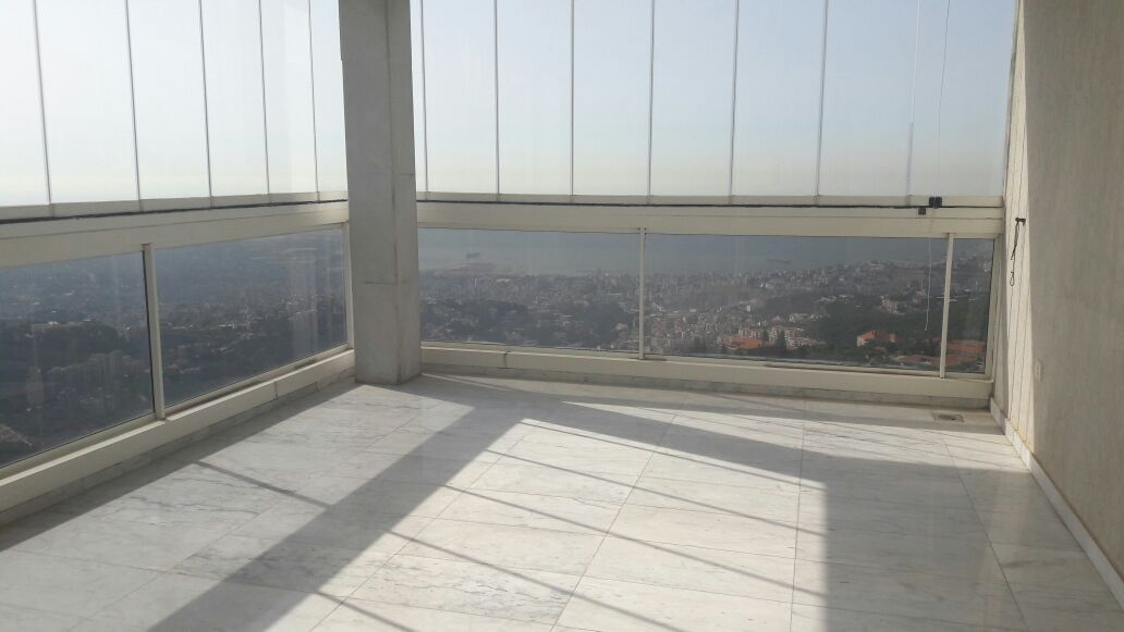 Panoramic View Apartment For Rent In Ain Saade