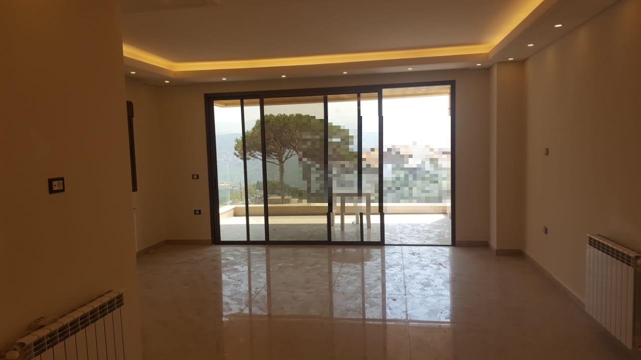 Mountain View Apartment For Sale In Dahr El Sawan