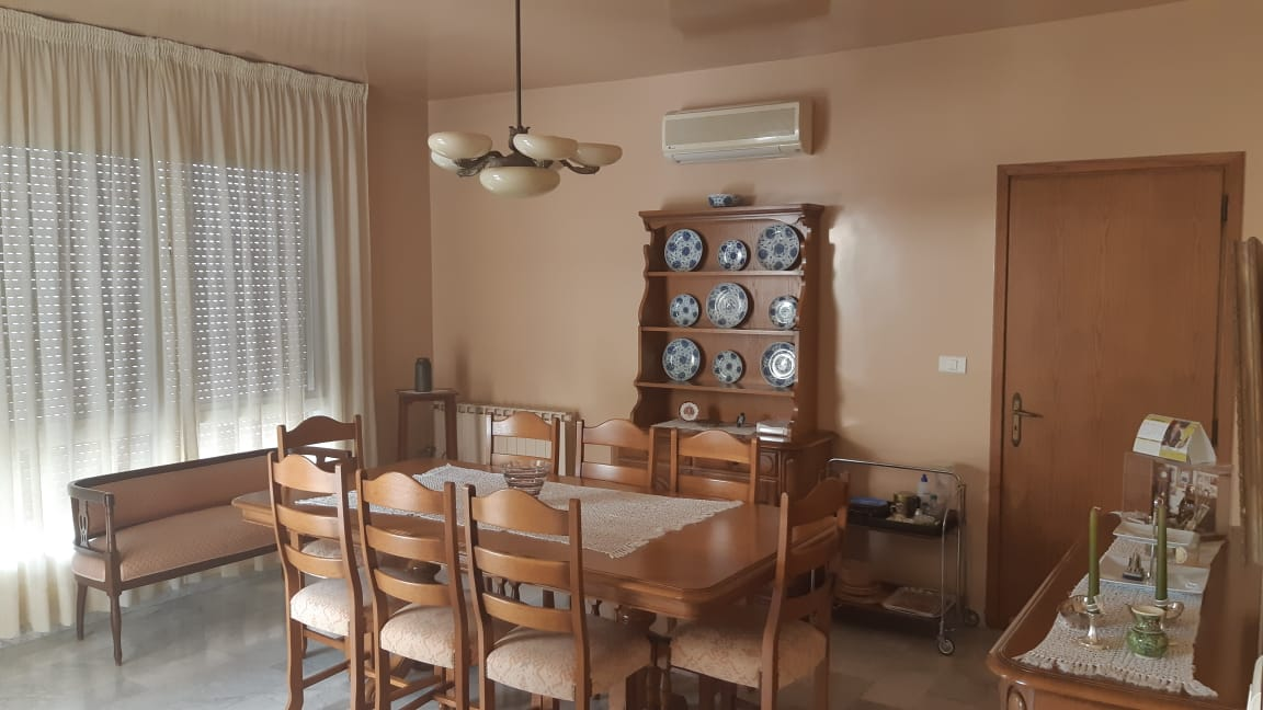 Panoramic View Duplex For Sale In Broumana
