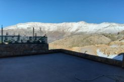 Mountain View Chalet For Sale In Zaarour