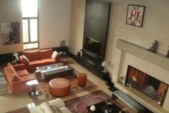Sea View Duplex Apartment For Sale in Rabieh