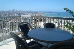 Sea View Ground Floor Apartment For Sale In Zalka