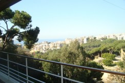 Sea View Sous Sol Apartment For Sale In Rabieh
