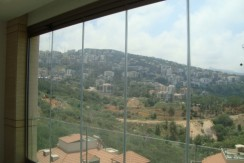 Sea And Mountain View Apartment For Sale In Beit Chaar