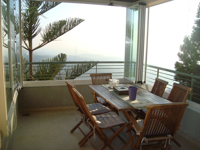 Panoramic View Apartment For Sale In Rabweh