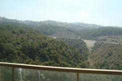 Panoramic View Sous Sol For Sale In Bsalim