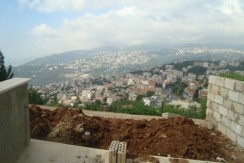 Panoramic View Sous Sol For Sale In Kornet Chehwan