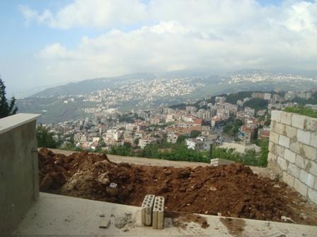 Panoramic View Sous Sol For Sale In Kornet Chehwan