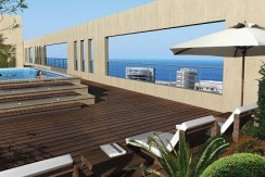 Beirut View Furnished Apartment For Rent In Kantari