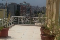 Beirut View Apartment For Rent In Achrafieh