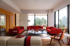 Panoramic View Apartment For Sale In Achrafieh