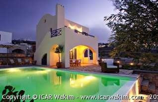 House For Sale in Santorini