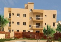 Garden Floor Apartment For Sale In Larnaca