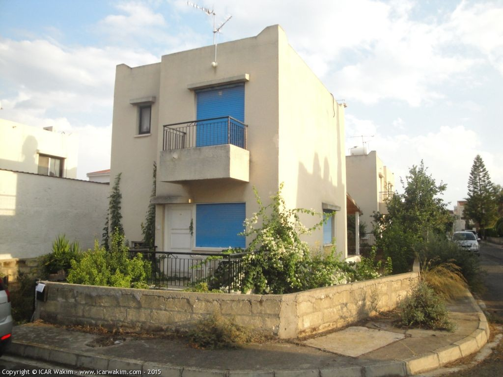 Stand alone house for sale in Larnaca