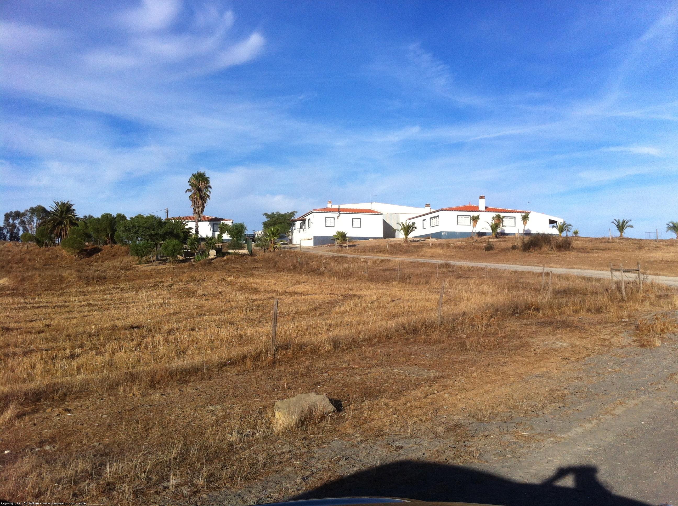 Touristic Hunting Farm in Portugal
