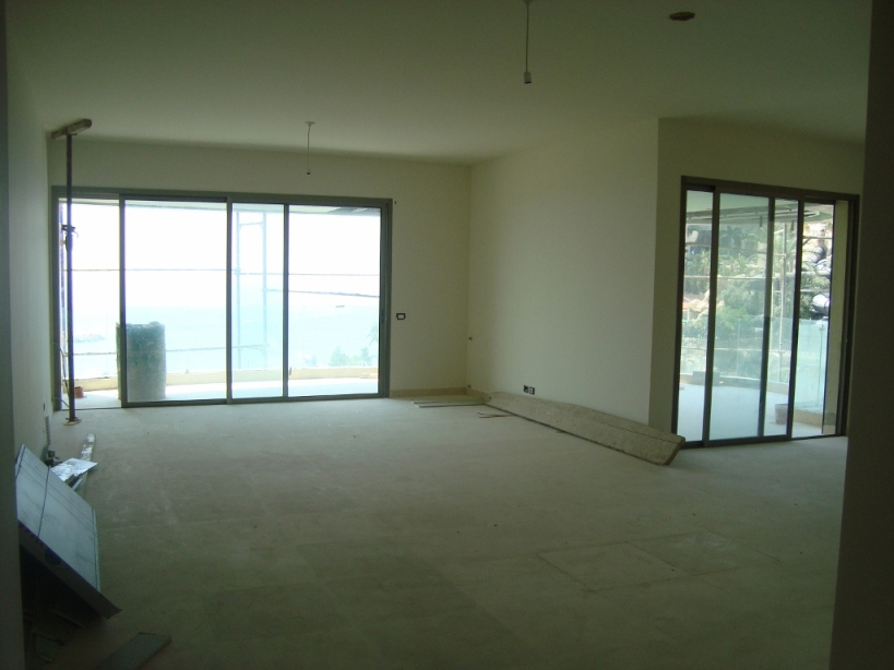 Sea View Sous Sol For Sale In Dbayeh