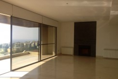 Furnished Rooftop Apartment For Rent In Rabweh