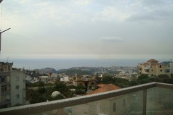 Panoramic View Apartment For Sale Or Rent In Mazraet Yachouh