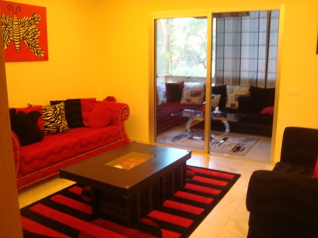 Well Decorated Apartment For Rent In Aoukar