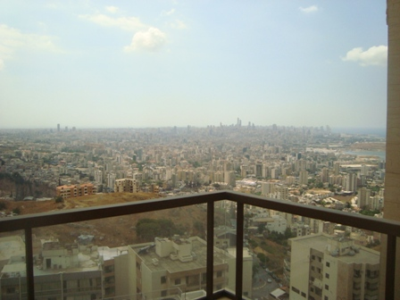 Panoramic View Apartment For Sale In Biakout