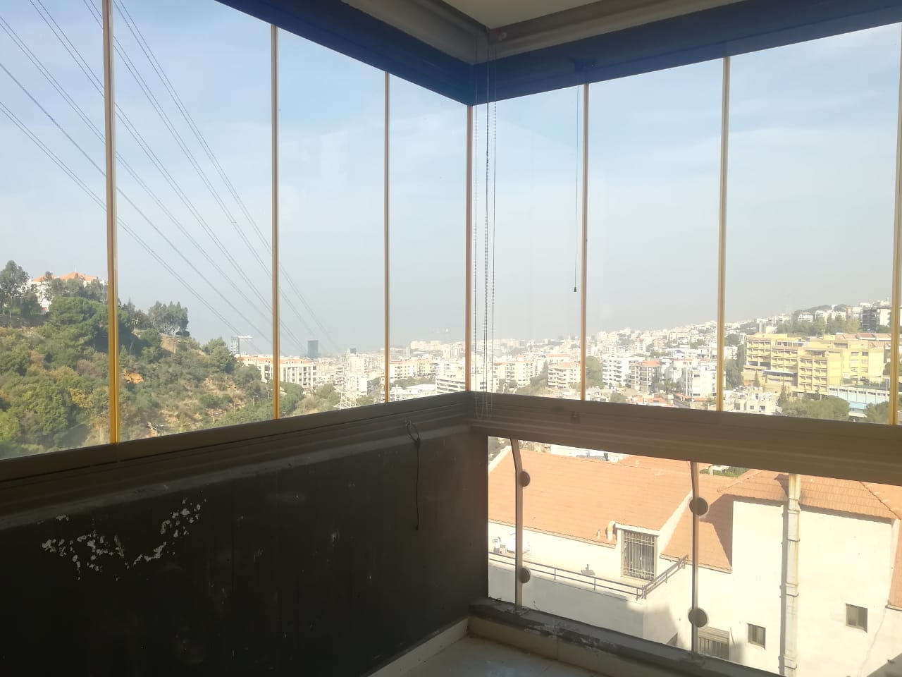 Sea View Furnished Apartment For Rent In Bsalim