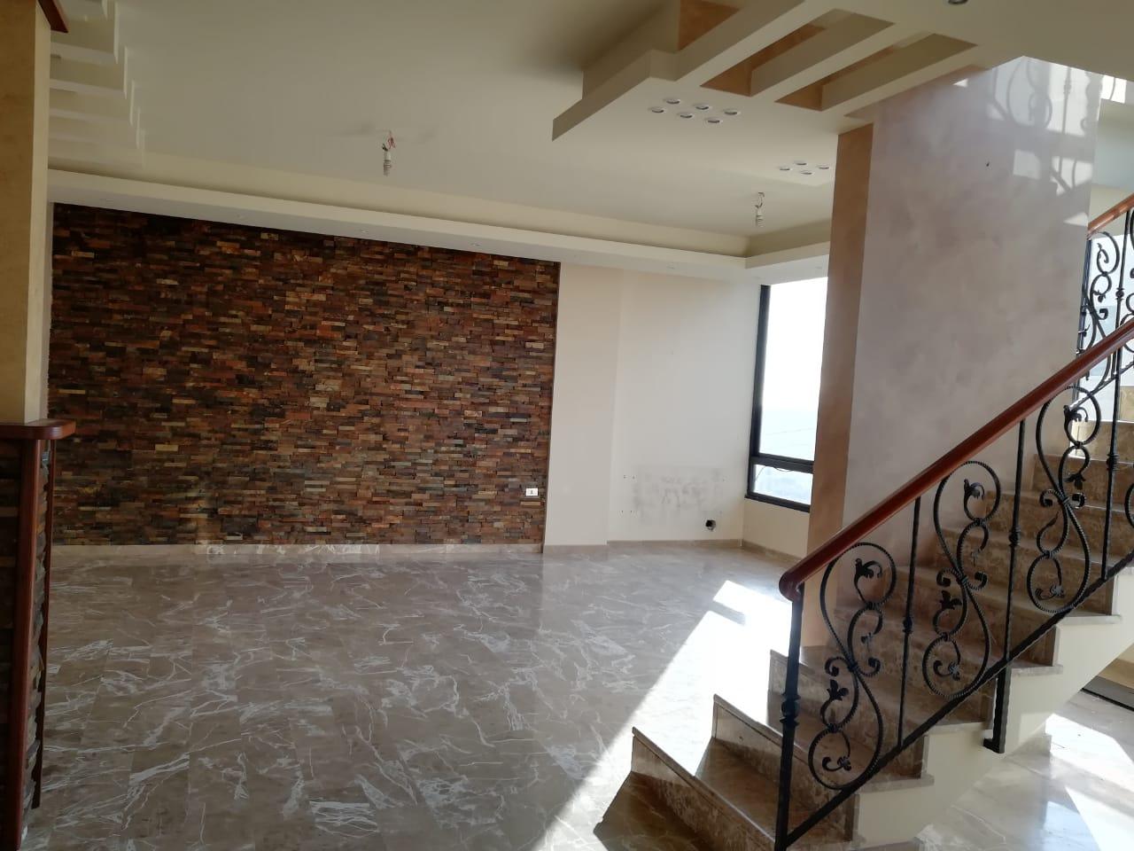 Panoramic View Duplex For Sale In Bkenaya