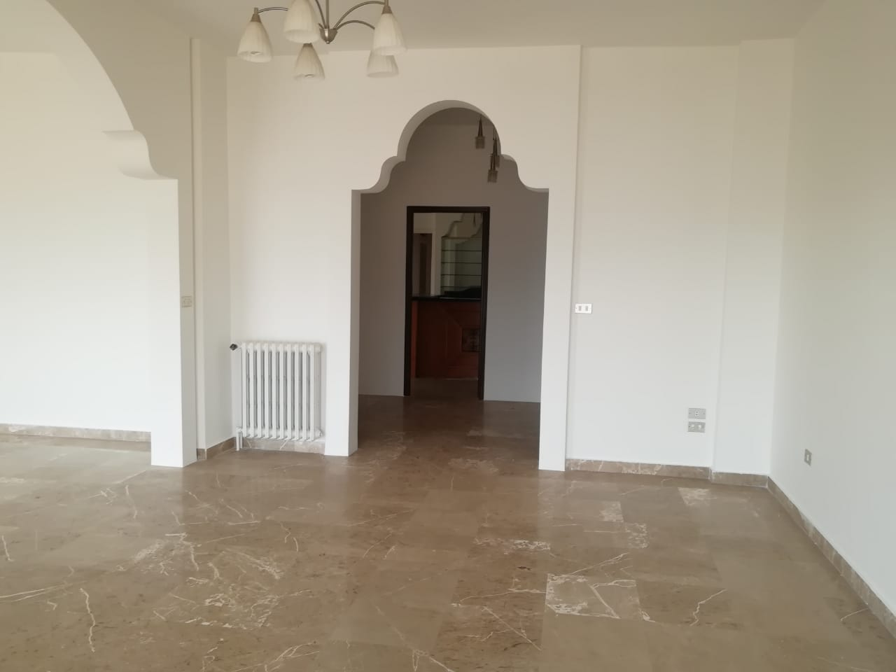 Panoramic View Apartment For Rent In Rabieh