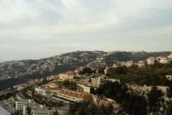 Panoramic View Furnished Apartment For Sale In Kfarhbeb