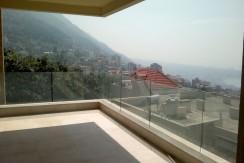 Panoramic View Apartment For Sale In Sahel Alma