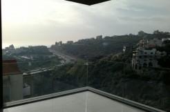 Panoramic View Duplex Apartment For Sale In Kfarhabeb