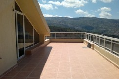 Panoramic View Duplex Apartment For Sale In Shaile