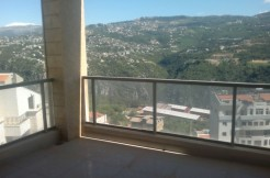 Mountain View Apartment For Sale In Ballouneh