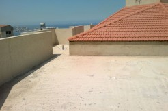 Sea and Mountain View Duplex Apartment For Sale In Haret Sakher
