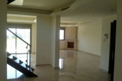 Panoramic View Duplex Apartment For Sale In New Shaileh