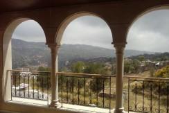 Mountain View Triplex Villa For Sale In Wata El Joz