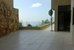 Panoramic View Apartment For Sale In Ajaltoun