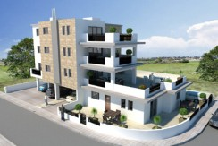Luxury Apartment For Sale in Dherynia