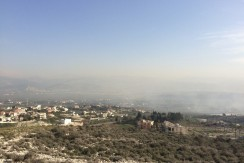 Sea And Mountain View Land For Sale In Afesdik- Koura