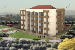 Panoramic View Apartment For Sale In Amyoun