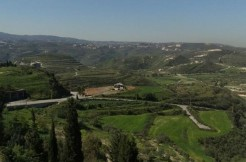 Mountain And Sea View Apartment For Sale In Kfarhazir