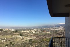 Mountain And Sea View Apartment For Sale In Amioun