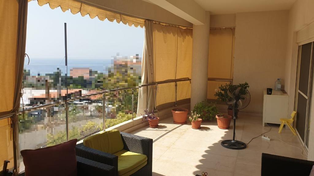 Sea View Apartment For Sale In Kartboun – Jbeil