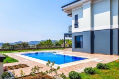 Detached Duplex Villa For Sale In Fethiye Turkey