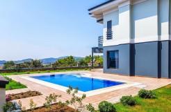 Detached Duplex Villa For Sale In Fethiye Turkey