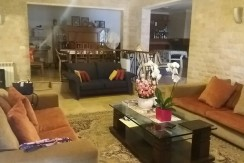 Garden Floor Apartment For Sale In Mansourieh