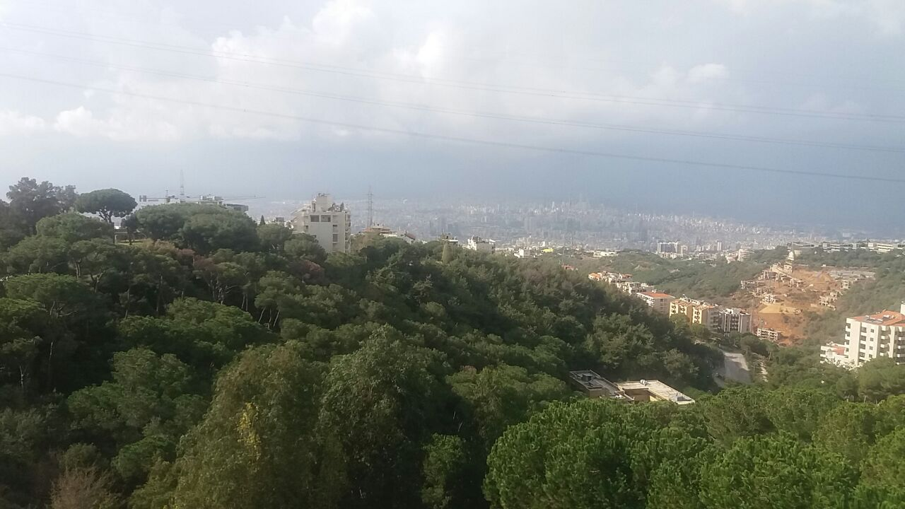 Sea And Mountain View Apartment For Sale In Ain Saade