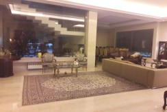 Panoramic View Triplex Villa For Sale In Jouret El Ballout