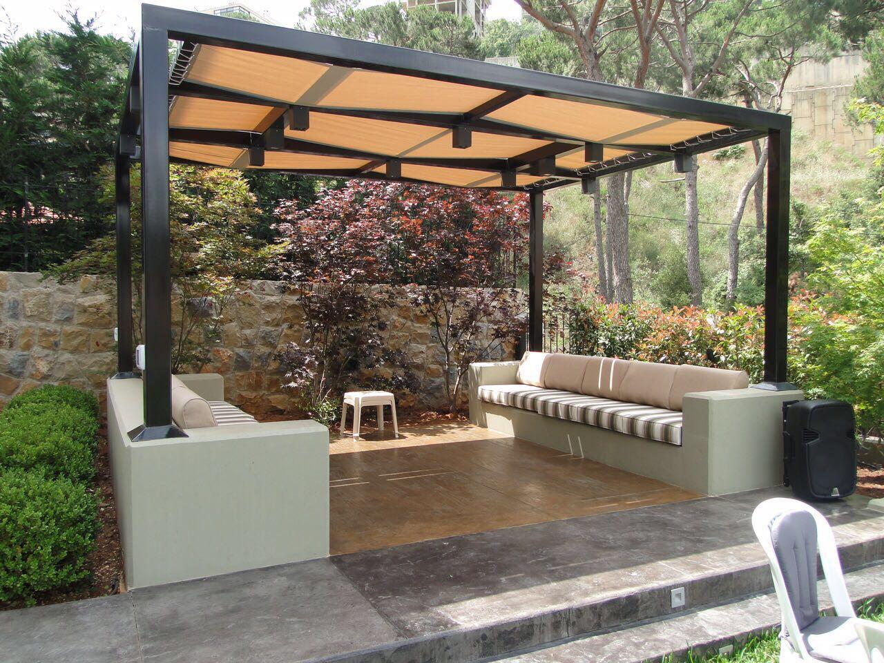Mountain View Garden Floor For Sale In Baabdat - ICAR Wakim