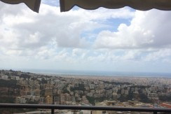 Sea View Apartment For Sale In Mansourieh