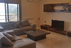 Mountain View Furnished Apartment For Rent In Dbayeh